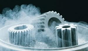 Metlab - Cryogenic Gears