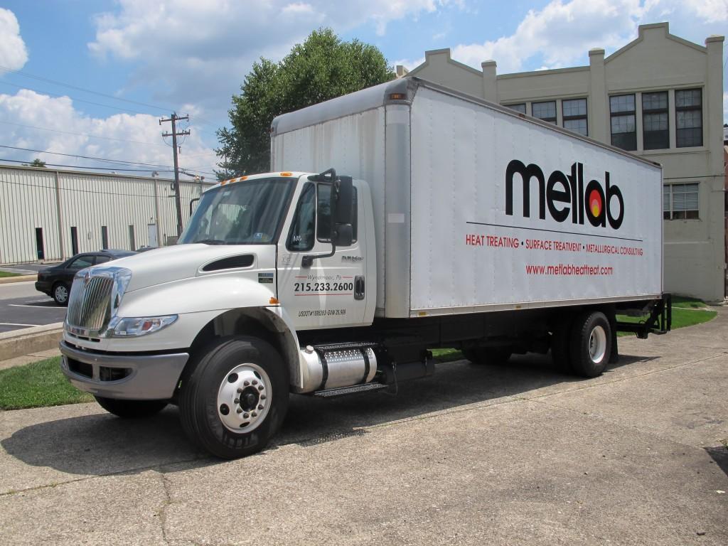 Metlab Truck
