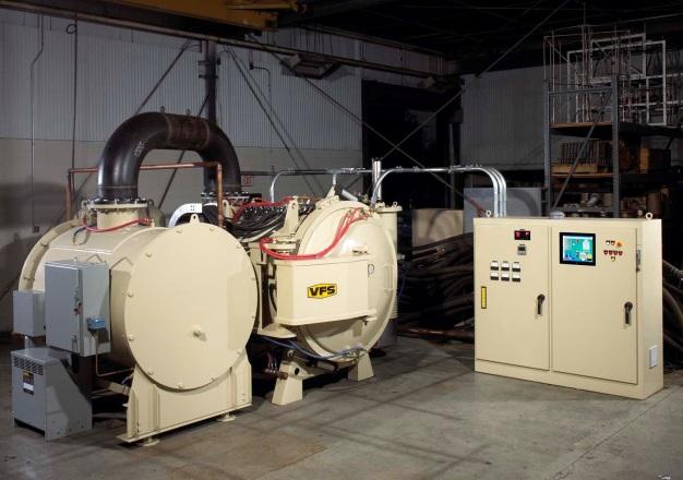 Metlab Vacuum Furnace